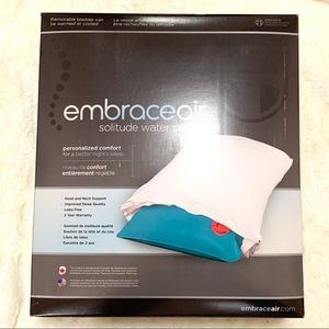 Other - Embrace Air Solitude Water Pillow